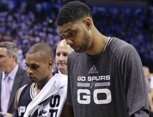 Tim Duncan no tuvo su día en la victoria de Spurs sobre Bulls