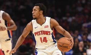 Ish Smith ha sufrido un desgarro muscular