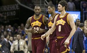 Los Cavaliers suman ya 5 victorias seguidas