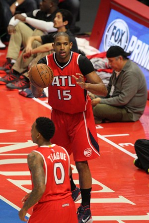 Al Horford y Jeff Teague, fundamentales en la buena marcha de Atlanta