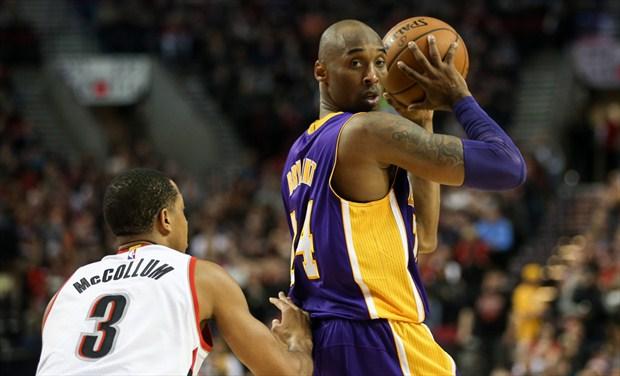 Kobe Bryant no es el único que está pasándolo mal en la actual temporada