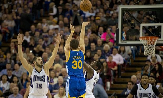Stephen Curry Mete 77 Triples Seguidos En Un Entrenamiento