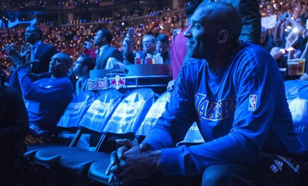 Kobe Bryant estrenará zapatillas en su último partido