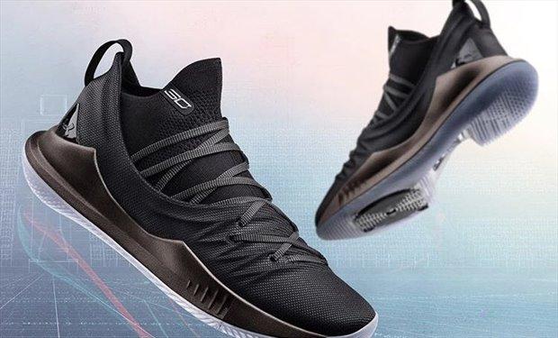 b31062b0abd3a Under Armour presenta las zapatillas matemáticas de Stephen Curry ...