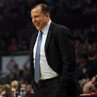 Tom Thibodeau regresó de manera triunfal a Chicago