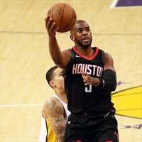 Chris Paul se queda en Houston Rockets
