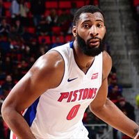 Andre Drummond capturó 27 rebotes anoche