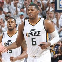 Joe Johnson sigue lesionado