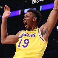 El ex Laker Johnathan Williams se va a Israel