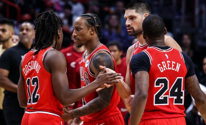 Chicago Bulls News Rumors Scores 2017 Nba Playoffs ...