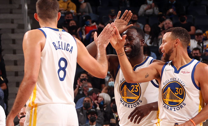 Golden State Warriors: Team salaries and contracts ...