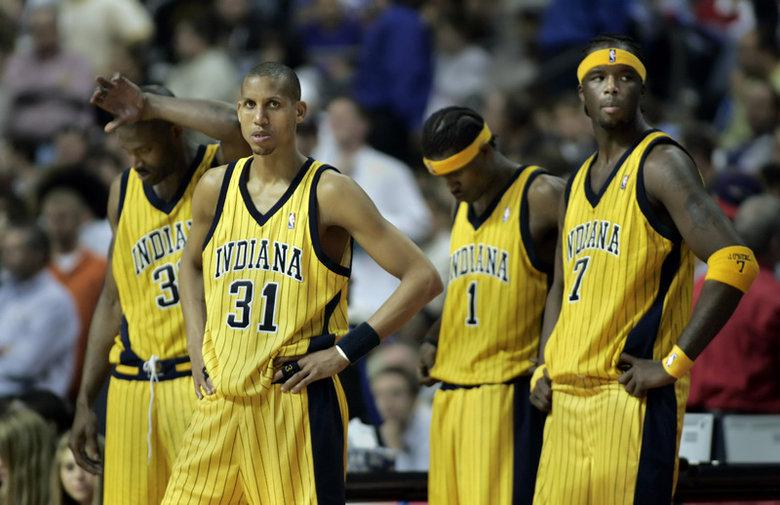 Image result for indiana pacers 2000