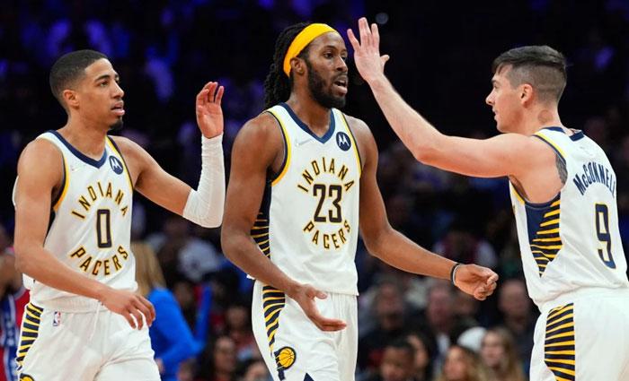 2019-20 NBA schedule: Indiana Pacers - Hispanosnba com