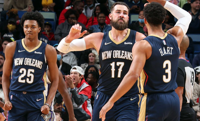 New Orleans Pelicans Team Salaries And Contracts