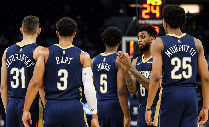 New Orleans Pelicans: Team salaries and contracts