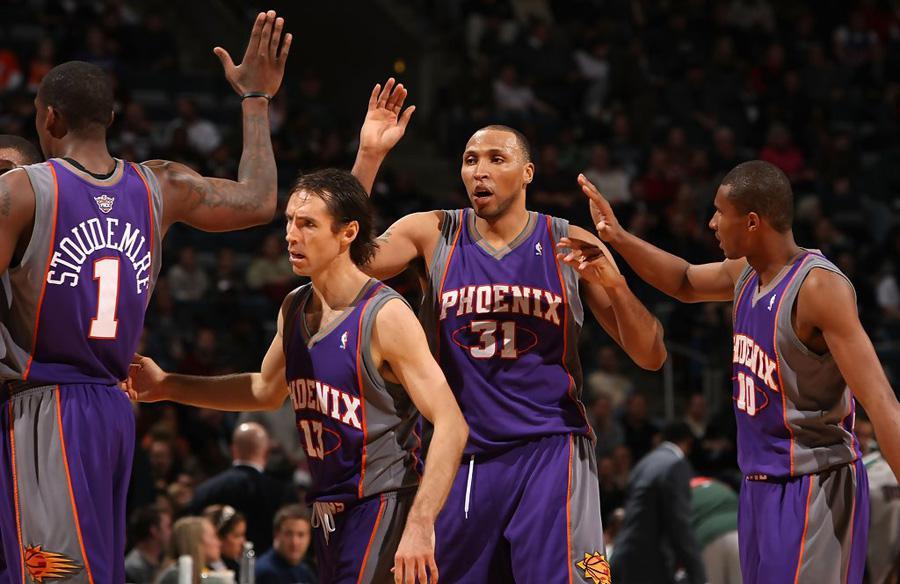 Phoenix Suns: NBA titles and team record - Hispanosnba.com