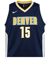 Camiseta de Denver Nuggets