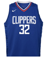 Camiseta de Los Angeles Clippers
