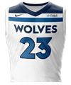 Camiseta de Minnesota Timberwolves