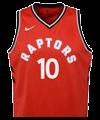 Camiseta de Toronto Raptors