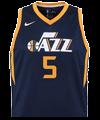 Camiseta de Utah Jazz