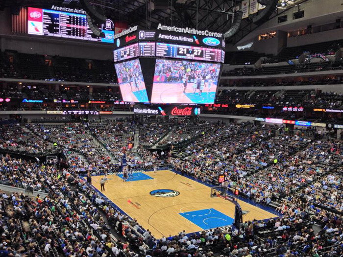 American Airlines Center Hispanosnba Com