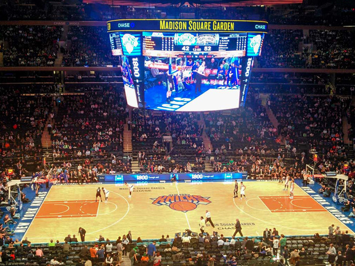 Madison Square Garden Hispanosnba Com