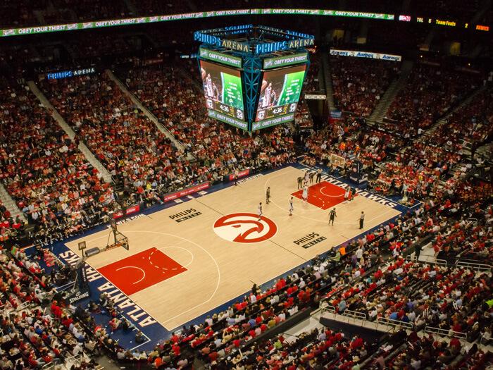 Philips Arena - Hispanosnba.com