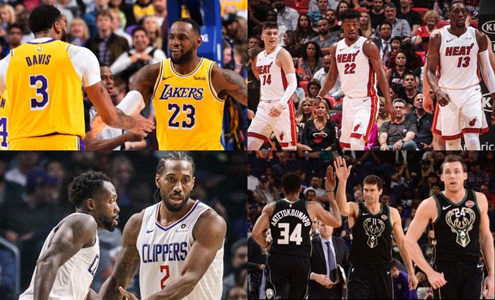 2019-20' NBA season