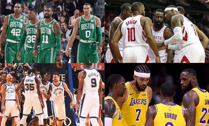 2018-19' NBA season